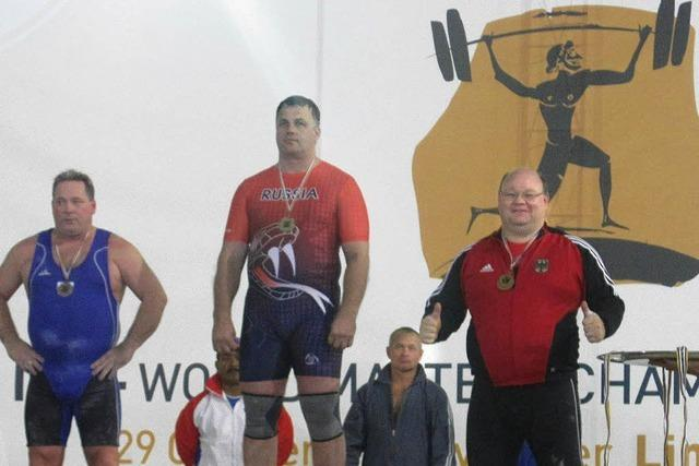 Braun gewinnt WM-Bronze