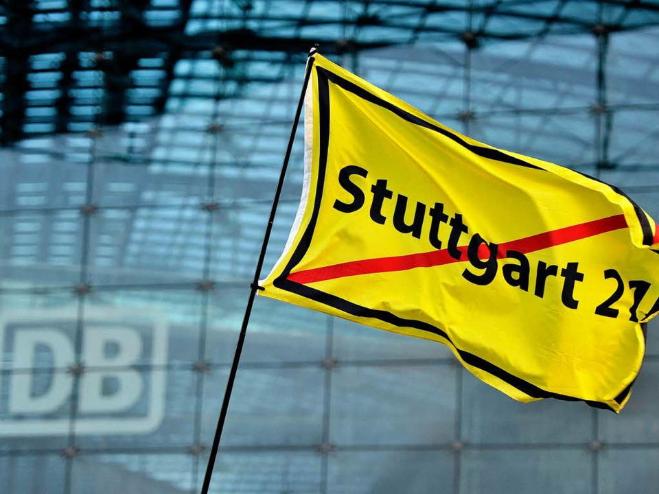 Kommt der Tiefbahnhof in Stuttgart?  | Foto: dpa
