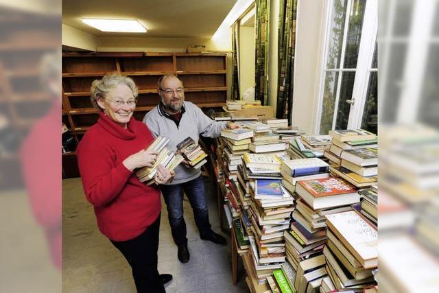 Bibliothek der Luthergemeinde gibt ihre Bücher ab