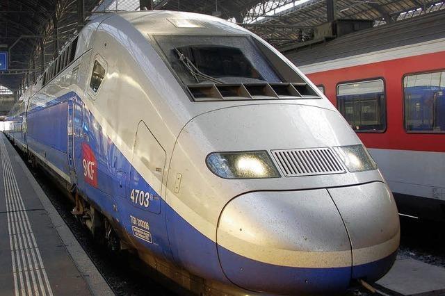 TGV Rhin-Rhône nimmt den Betrieb auf