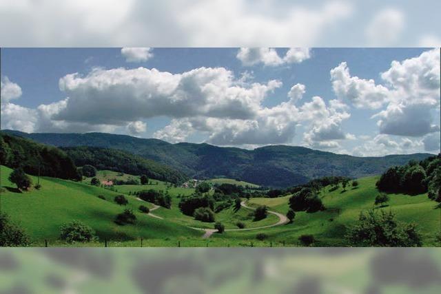 Vier Bauerngärten im Hochschwarzwald