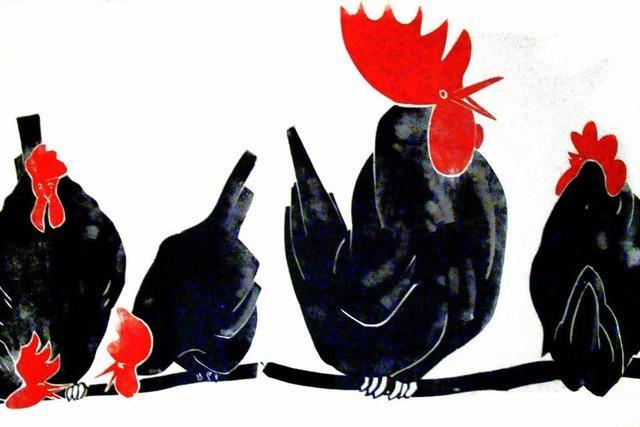 Der Herr der Hühner