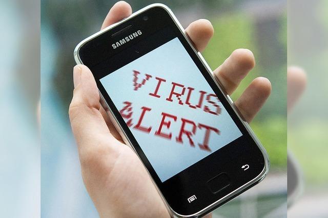Viren auf Smartphones: Gefahr oder heiße Luft?