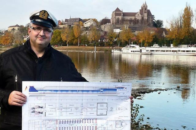 1,7 Millionen Euro für ein neues Schiff