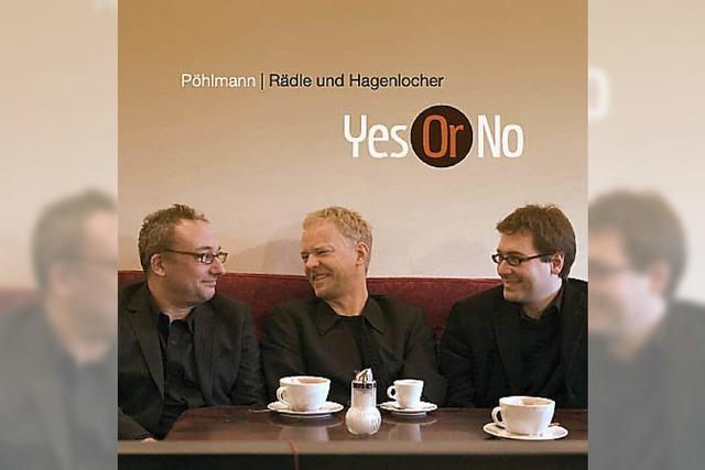 REGIO-CD: JAZZ: Dichtes Trio