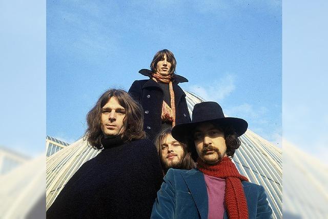Pink Floyd klingt nach Remastering besser als früher