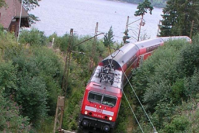 Lokführermangel: Züge der Dreiseenbahn fallen aus