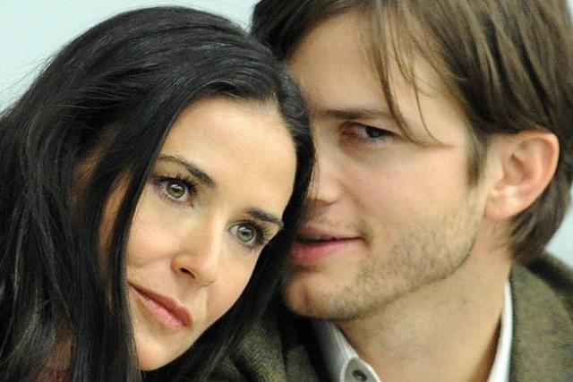 Demi Moore und Ashton Kutcher sind kein Paar mehr
