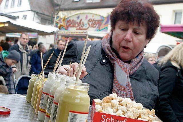 Der Katharinenmarkt in Seelbach