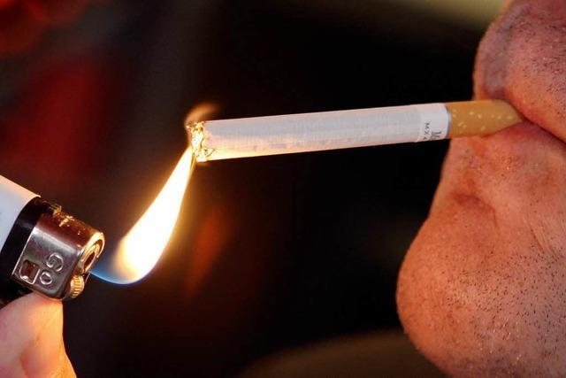 Wieso rauchen Eltern in der Wohnung?