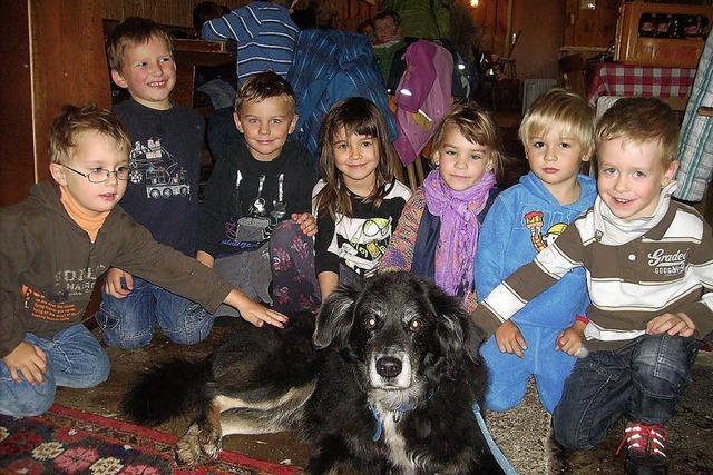 Kinder aus Seppenhofen spenden für Tiere in Not