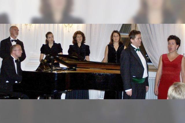 Ovationen für La Compagnia Rossini