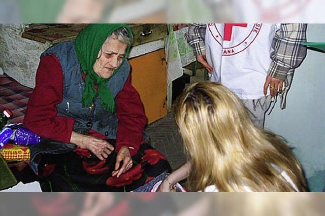 Senioren helfen Senioren gegen die Armut