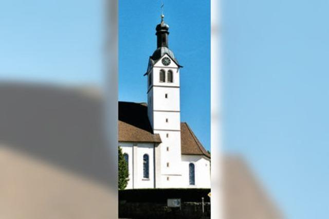 Pfarrei hat in drei Jahren 22 Kirchen und Kapellen