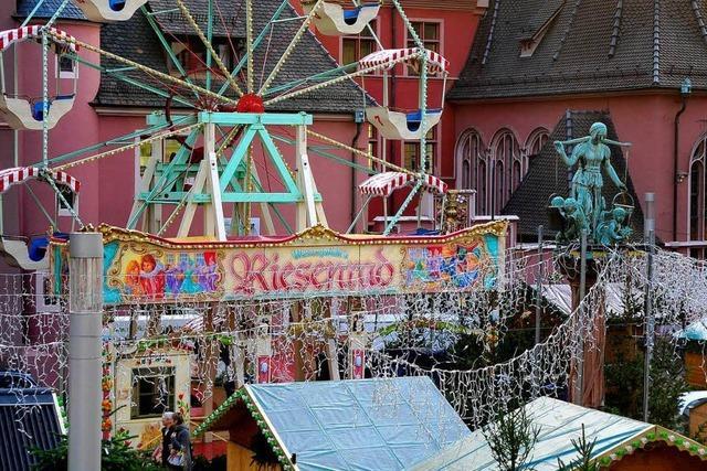 33 Tage Weihnachtsmarkt – so lange wie lange nicht mehr