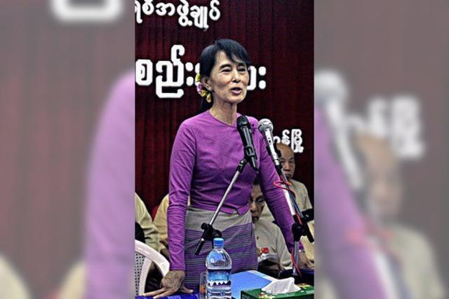 Zeitenwende in Birma