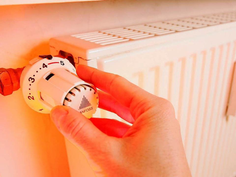 Kostenfresser Heizung: Wer es auch im ...abrechnung oft eine böse Überraschung.  | Foto: dapd