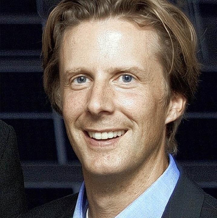 Christian Schulz - Geschäftsführer von... designierter Vorsitzender der IG Haid  | Foto: Privat