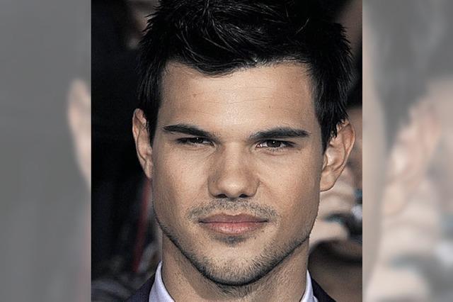 """Taylor Lautner: """"Ich versuche ich selbst zu bleiben"""""""