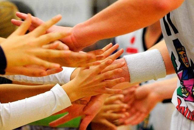 Fotos: USC-Basketballerinnen schlagen Oberhausen