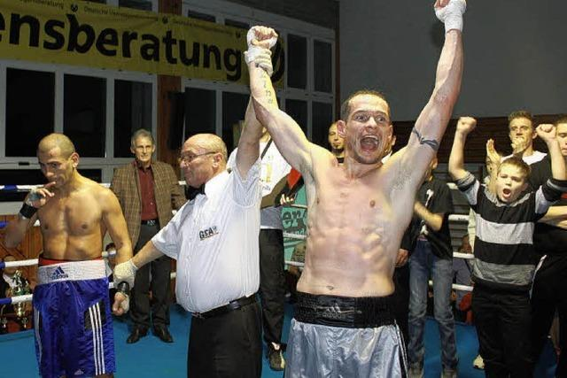 Uwe Tritschler verteidigt seinen EM-Titel