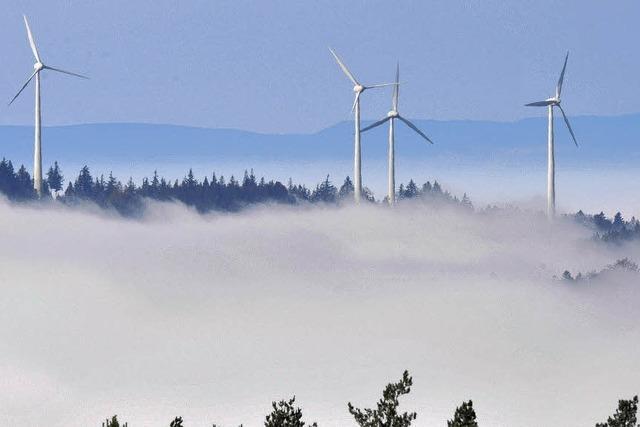 Keine Planungshürden für Windräder