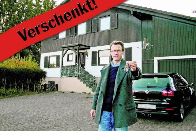 Bromberger-Haus ist verschenkt