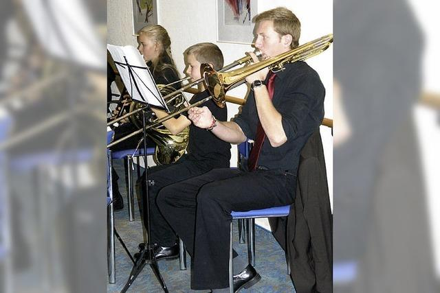 Schüler führen ihr Orchester selbst