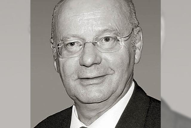 Der Mitbegründer der Zypresse, Bernt Kuphal, ist gestorben