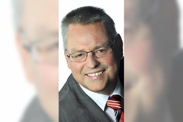 MENSCHEN: Bernd Bruder tritt an
