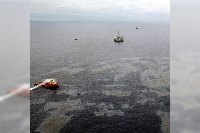US-Konzern soll für Ölteppich zahlen