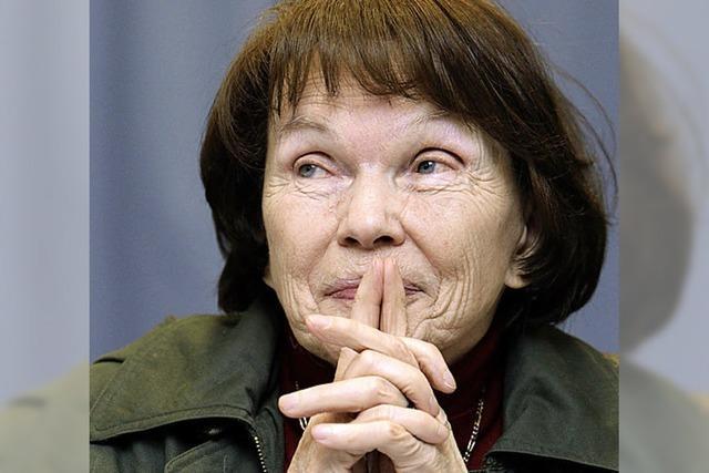 Danielle Mitterrand gestorben