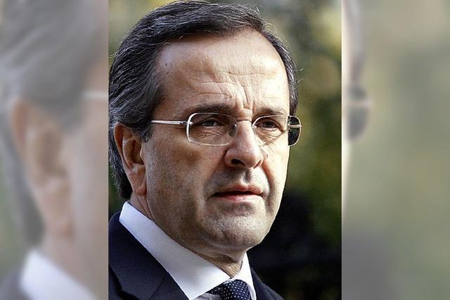 Athen droht Pleite, weil Samaras nicht unterschreibt