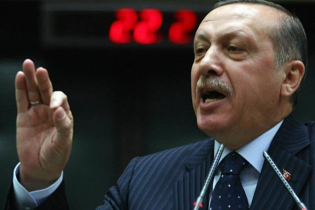 Erdogan: An der Türkei ein Beispiel nehmen