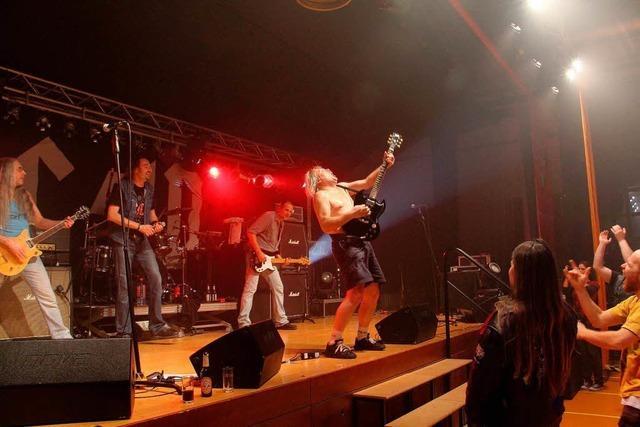 Country-Blues und fetziger Rock in Riegel