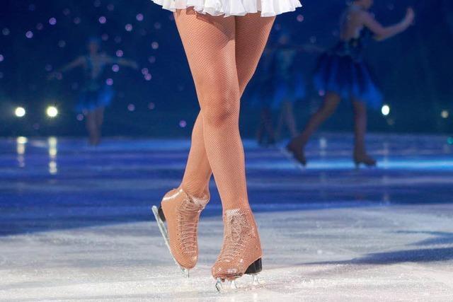 Tanzen auf dem Eis