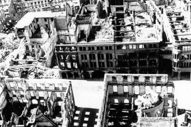 Ein Bombenangriff, der alles veränderte