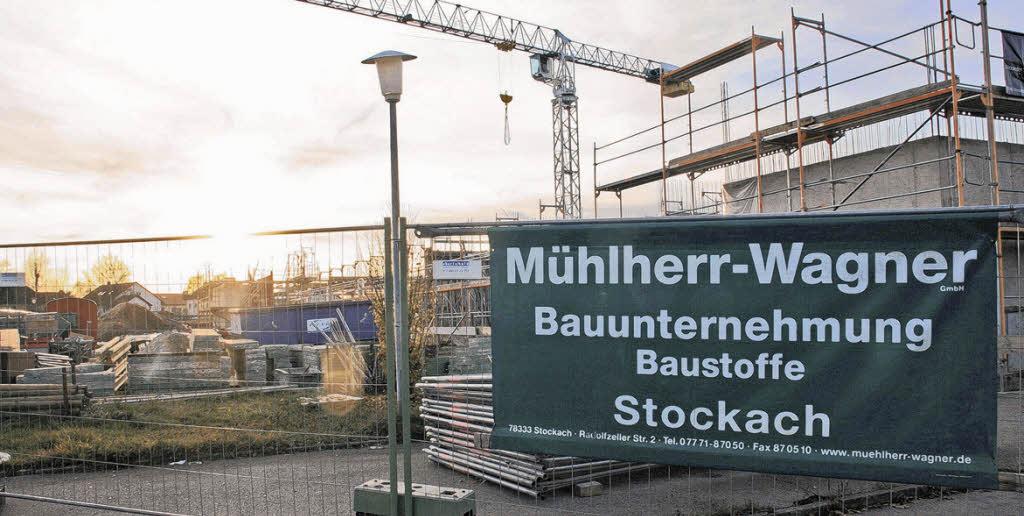 Bauunternehmen Freiburg Im Breisgau stillstand auf schul baustelle baufirma pleite hüfingen
