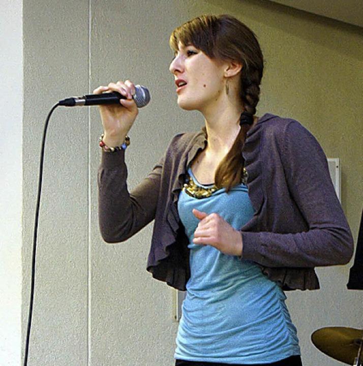 Gelegenheit zur Präsentation des Gelernten hatten die Schüler beim Fest.   | Foto: Nicole Rosenthal