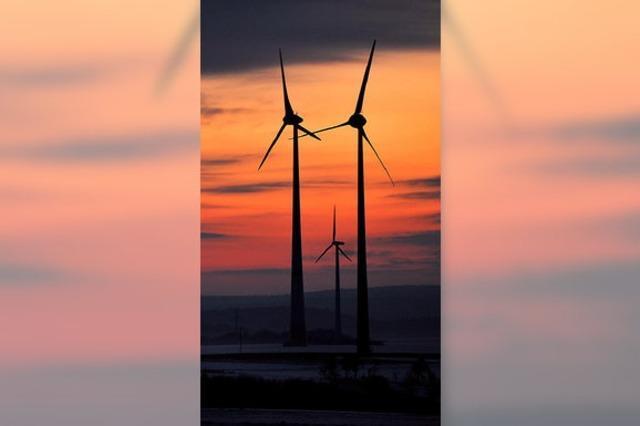 Klare Aussage zu Windkraftstandorten