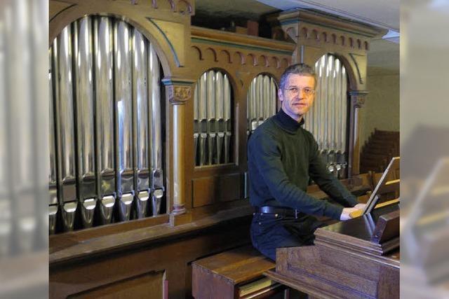 Vier Register voller Töne