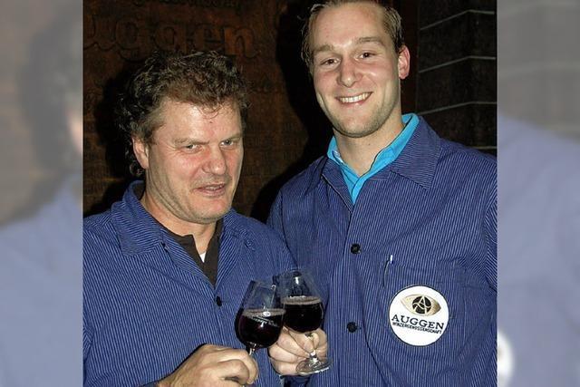 Badens bester Weinküfer