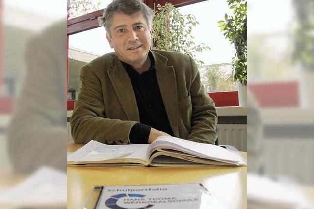 Rektor der Hans-Thoma-Werkrealschule stellt sich gegen Schulpolitik seiner Partei