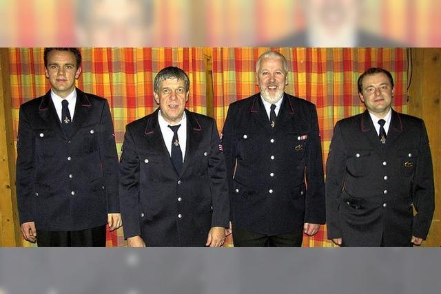 Feuerwehr zeigt Einsatz auch ohne Ernstfall