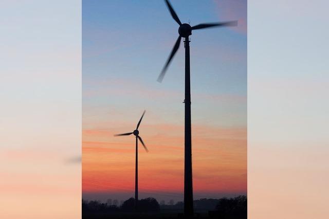 Windkraft ist der