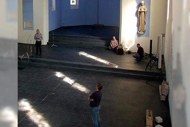 Mehr als 1000 Stunden für St. Maria im Einsatz