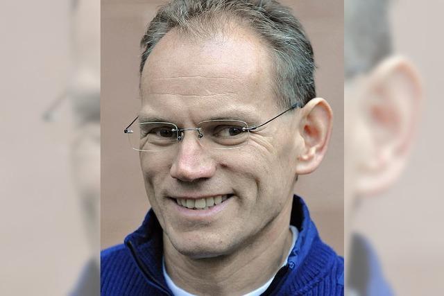 DJ-Battle: Gert Fehlner kämpft für seine Fachschaft um den Sieg