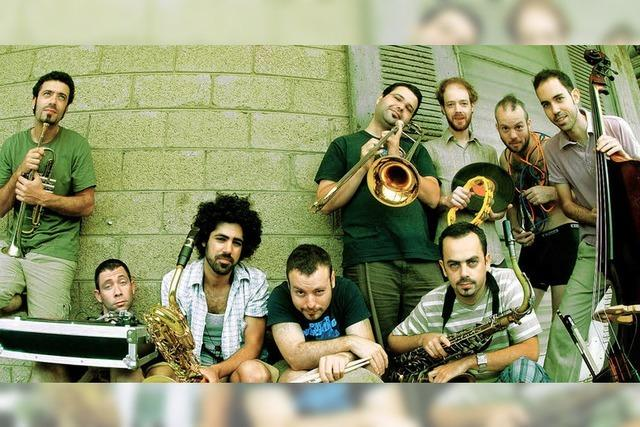 Black Music aus dem Nahen Osten