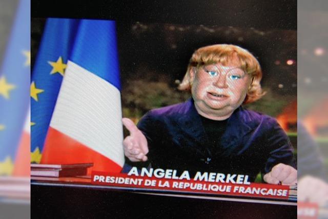 GRENZGÄNGER: Angst vor Madame la Présidente