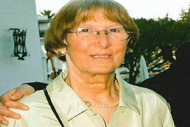 80-jährige Freiburgerin vermisst